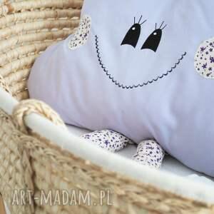 handmade pokoik dziecka na-chrzciny poduszka chmurka z możliwością