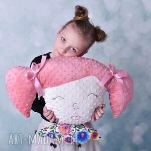 pokoik dziecka pomysł-na-prezent poduszka dziecięca dziewczynka