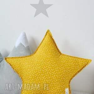 pokoik dziecka poduszka gwiazdka miodowa
