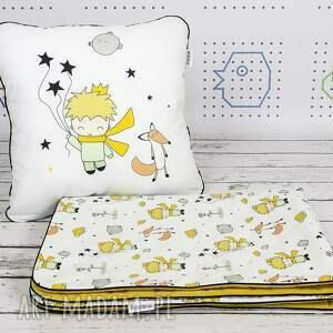 niepowtarzalne pokoik dziecka jasiek poduszka mały książę