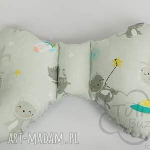 pokoik dziecka poduszka motylek do wózka