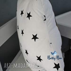 czarne pokoik dziecka poduszka przytulanka, indiańska