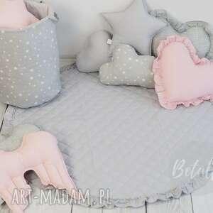 pokoik dziecka poduszka-dla-dzieci poduszka skrzydła angels wings