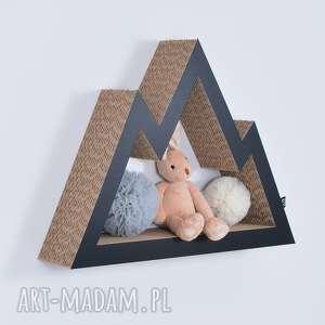 hand made pokoik dziecka półka na książki zabawki góry