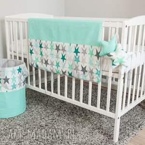 pokoik dziecka gwiazdki pościel do łóżeczka zaczarowane