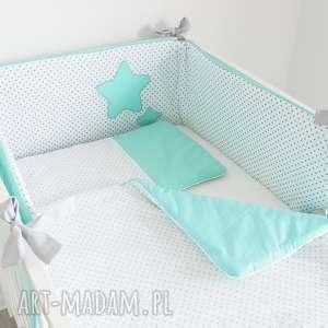trendy pokoik dziecka gwiazdy pościel do łóżeczka słodkie sny