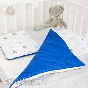 nietuzinkowe pokoik dziecka kołderka pościel do łóżeczka gwiazdka z