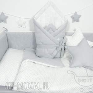białe pokoik dziecka pościel dziecięca 90x120 scandi