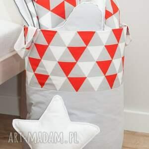 pokoik dziecka pościel dziecięca magiczne trójkąty