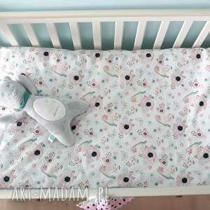 ręcznie zrobione pokoik dziecka pościel dziecięca coramelli natura