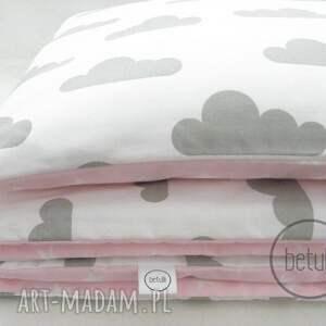 modne pokoik dziecka pościel 100x135 pastelowa scandi