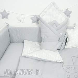 awangardowe pokoik dziecka przybornik na łóżeczko organizer