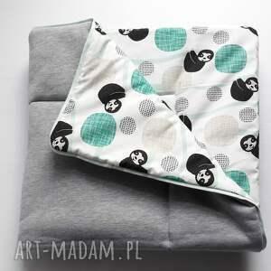 ręcznie robione pokoik dziecka rożek niemowlęcy leniwce