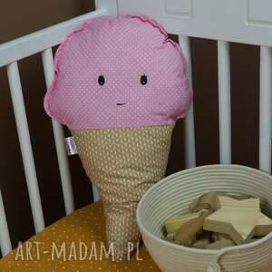 różowe pluszowe słodka lola! poduszka w kształcie