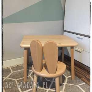 pokoik dziecka stolik i krzesełko dla dzieci