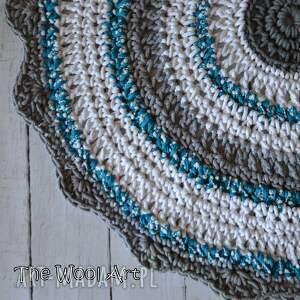 pokoik dziecka sznurkowy dywan