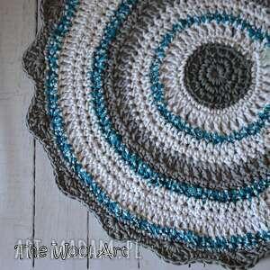 dom sznurkowy dywan