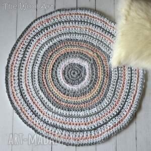 pokoik dziecka dywanik sznurkowy dywan