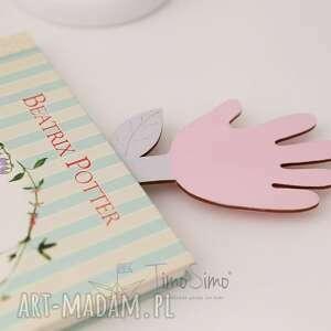 handmade pokoik dziecka zakładka do książki ręcznie robiona