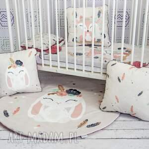 łóżeczko pokoik dziecka zestaw bohemian friends fox