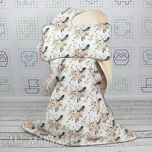 fioletowe pokoik dziecka kocyk zestaw do łóżeczka custom! tkaniny