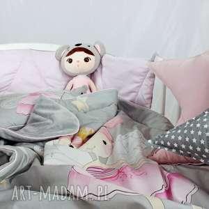 modne pokoik dziecka kocyk zestaw do łóżeczka i płaska