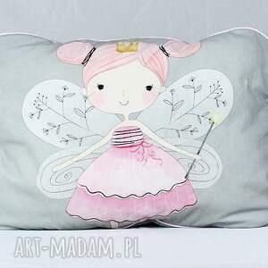 różowe pokoik dziecka kocyk zestaw do łóżeczka i płaska