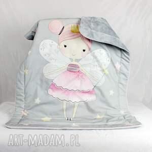 eleganckie pokoik dziecka spanie zestaw do łóżeczka kocyk i płaska