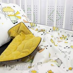 zestaw pokoik dziecka żółte mały