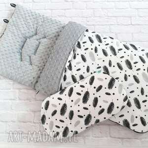 ręcznie zrobione pokoik dziecka śpiwore zimowy wodoodporny śpiworek do