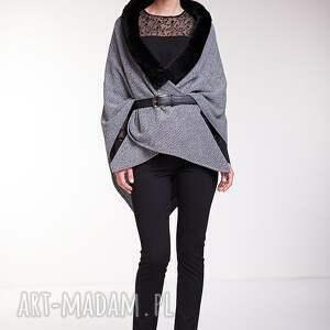 trendy poncho moda chusta neva