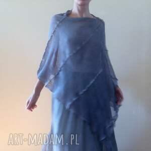 Anna Damzyn poncho eleganckie