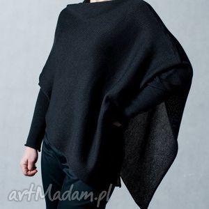 poncho sweter-ponczo - arthermina