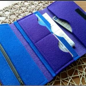 czarne portfele portfel duzy od catoo