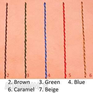 portfele grawer składany skórzany portfel