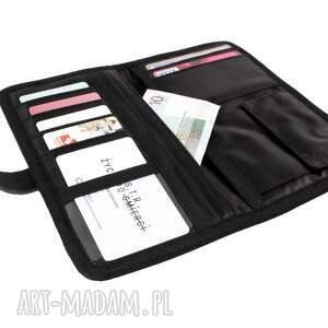 ręcznie zrobione portfele portfel mana #9