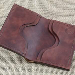 hand made portfele portfel na karty z miejscem