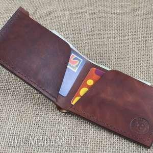 portfel portfele czarne na karty
