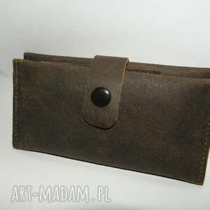 portfele portfel - skóra naturalna