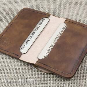 skóra portfele niebieskie portfel skórzany z kieszonką