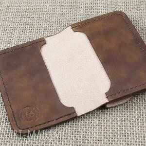 portfele skóra portfel skórzany z kieszonką