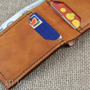 portfele urodziny portfel ze skóry na 12 kart