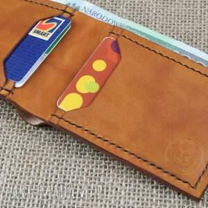 niebanalne portfele urodziny portfel ze skóry na 12 kart