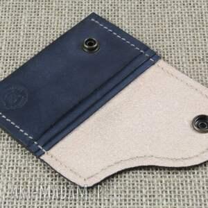 portfel portfele zielone portfelik na karty