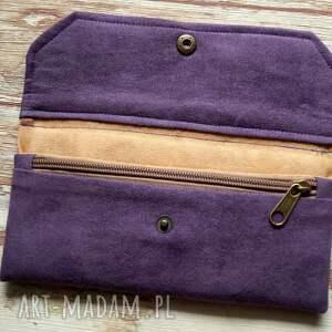 intrygujące portfele portfel portfelik z ekozamszu
