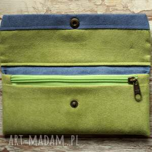 portfele portfel portfelik z ekozamszu