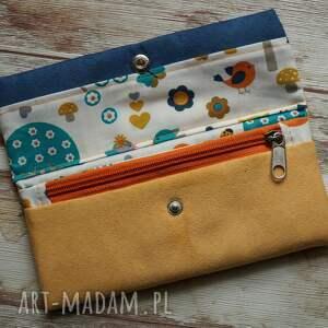 modne portfele portfel portfelik z ekozamszu