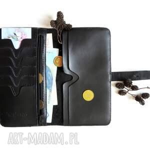 prezent portfele portmonetka na karty i dokumenty