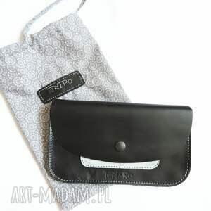 rękodzieło portfele portmonetka skórzana