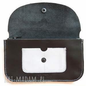 czarne portfele portmonetka witamy na stronie tenaro - małej, rodzinnej